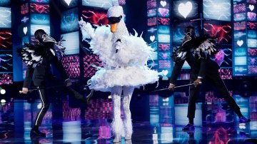 'The Masked Singer': Swan is latest to fly the coop