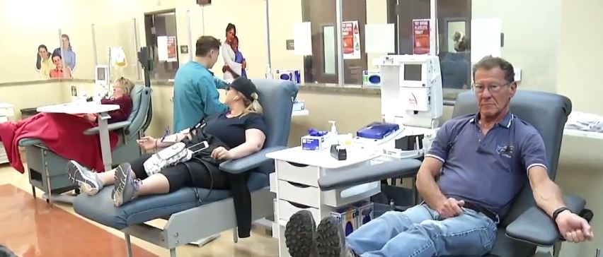 Mobile Blood Drive Friday in Cathedral City