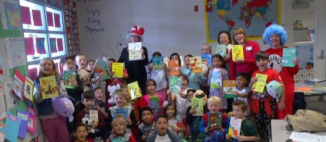 NBCares: Read Across America Day
