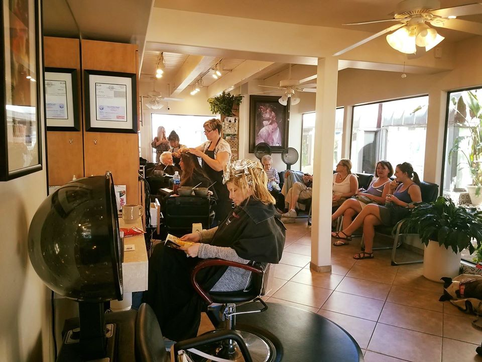 Petition calls for hair salons to be an essential business