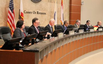 Automatic Aid Compact Between Riverside, San Diego Counties Approved