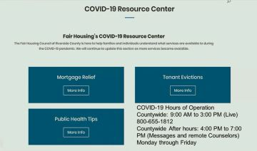 Local, County Officials To Speak At Town Hall About COVID-19 Financial Relief