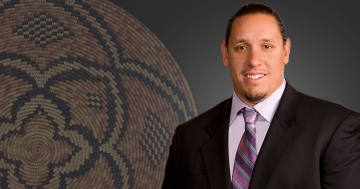 Agua Caliente Tribal Chairman Sworn in For Fifth Term