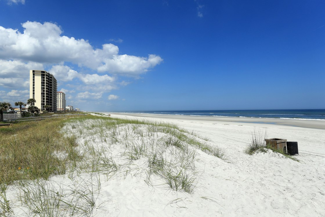 Beaches Start Reopening in Florida