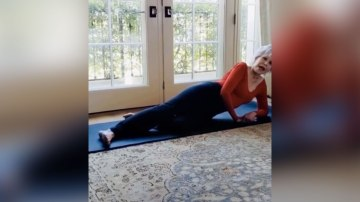 Jane Fonda joins TikTok and revives her iconic 'Jane Fonda Workout'