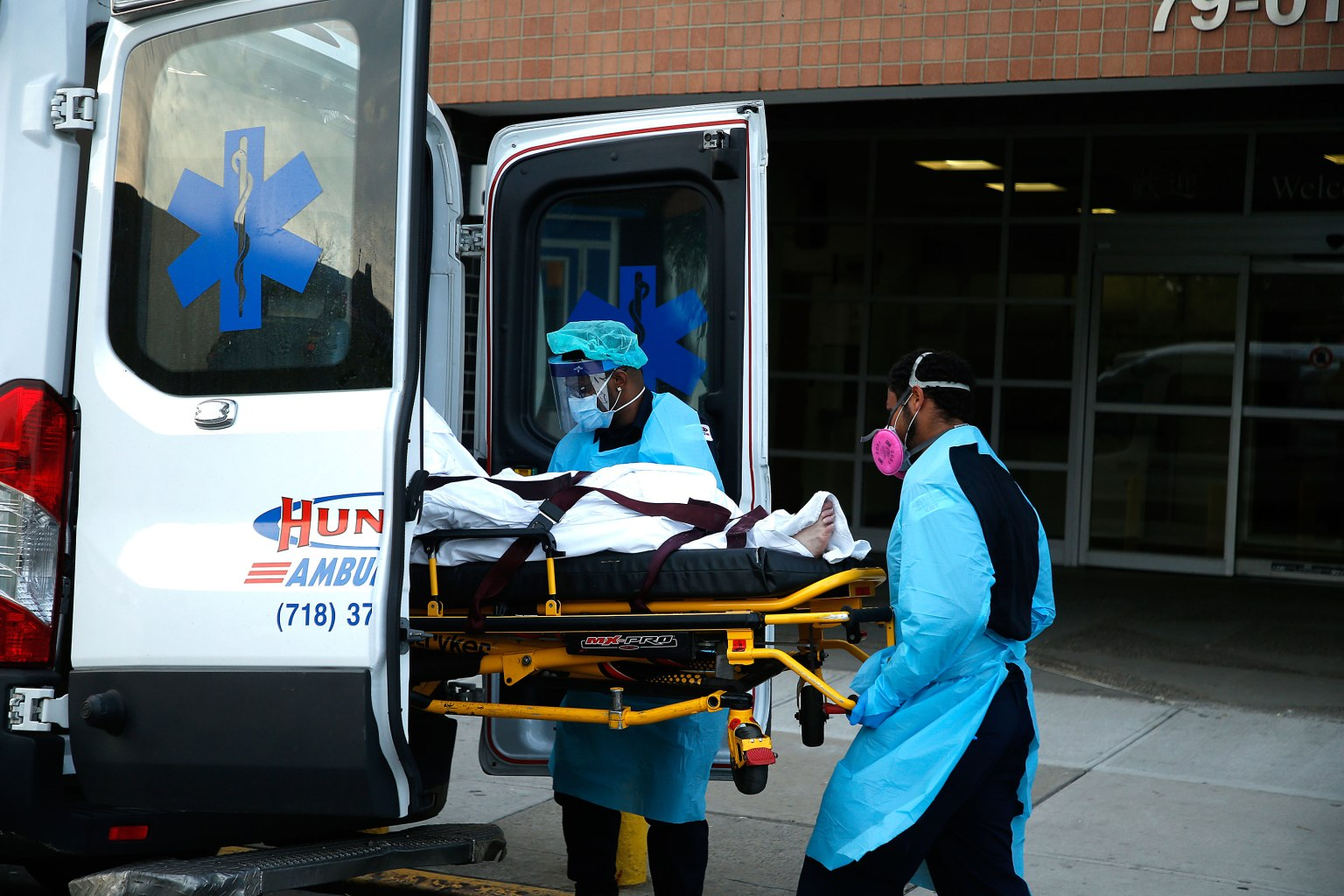 Coronavirus Has Killed More Than 100,000 People Across The US