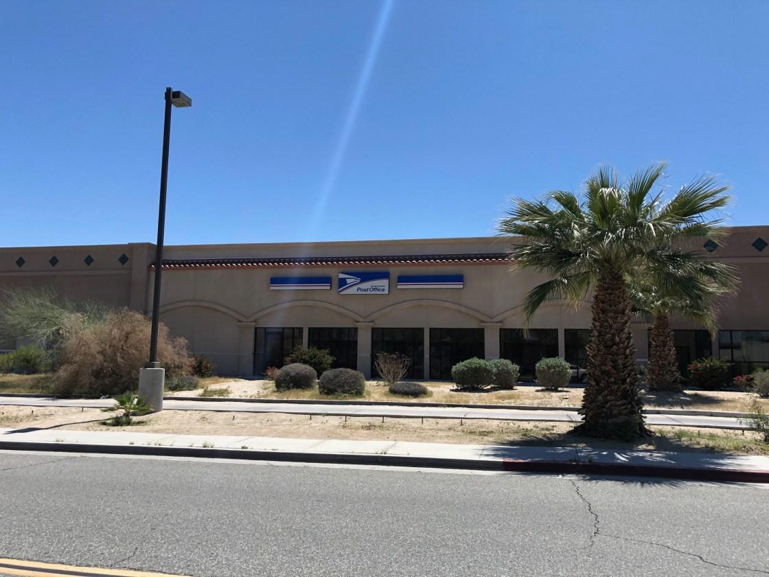 Postal Worker in La Quinta Tests Positive for Coronavirus