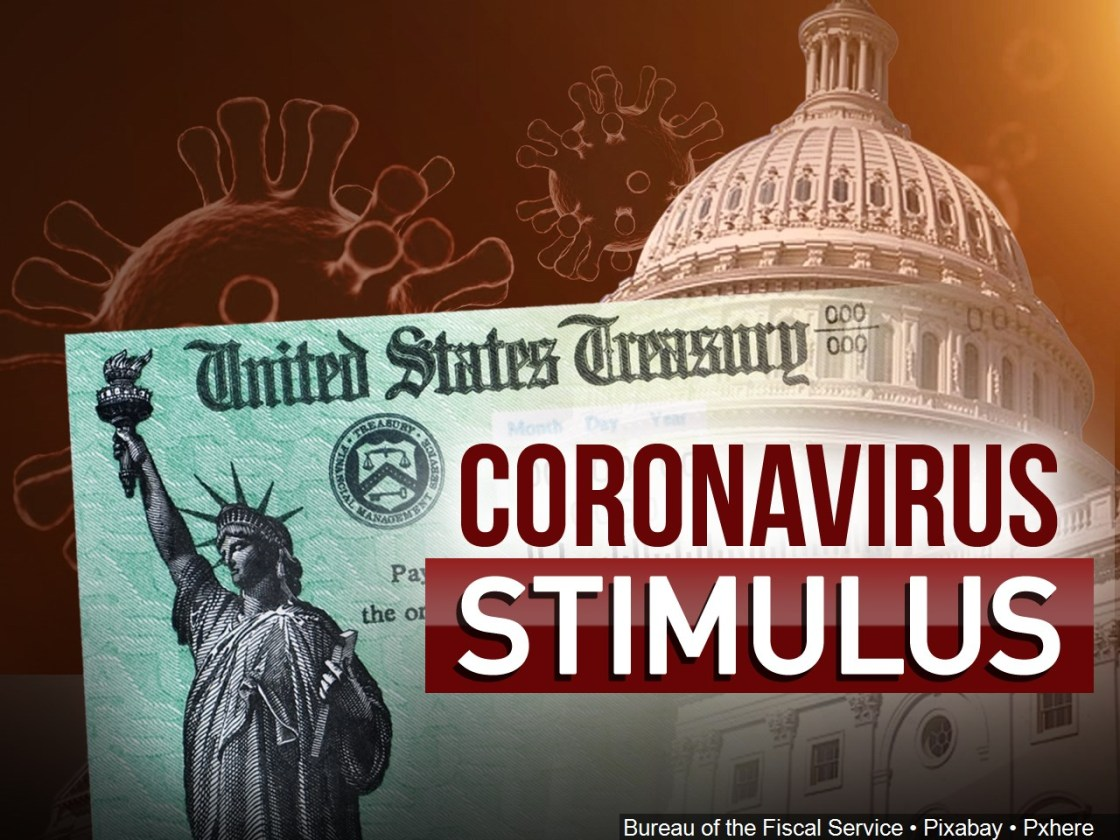 IRS says stimulus payments will begin next week