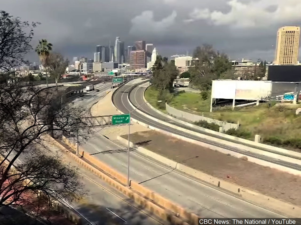 LA County Residents Again Ordered To Wear Masks Indoors