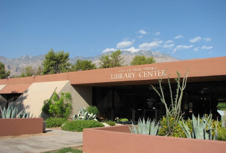 Palm Springs Library Introduces YouTube Content