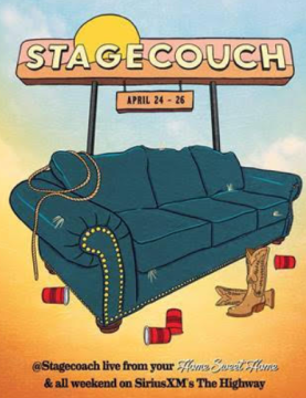 Hear Top Country Performers on SiriusXM's 'Stagecouch Weekend' beginning Friday