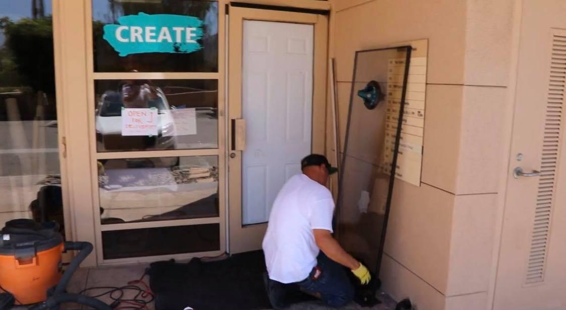 Create Center still donating PPE despite recent burglary