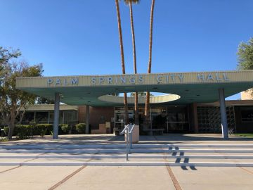 Palm Springs considering selling land acquired after ex-mayor's indictment