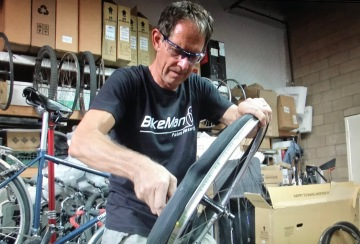 Bike Business Booming During Pandemic