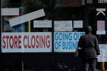 Another Three Million Americans File For Unemployment