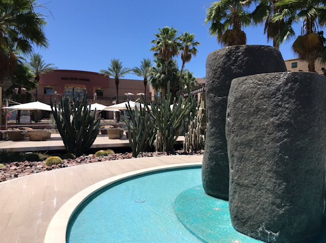 The Gardens on El Paseo Officially Back Open