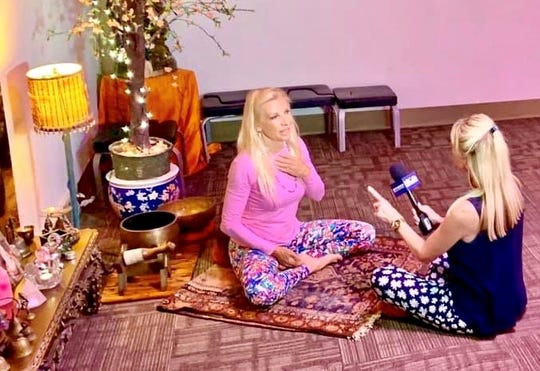 NBCares Silver Linings: Yoga During the Pandemic
