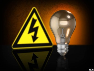 Power Outage Affects Nearly 500 People