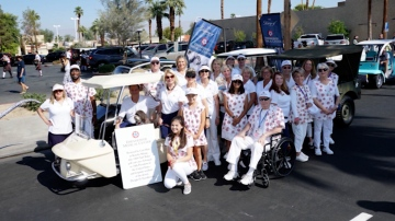 NBCares Silver Linings: Eisenhower Health Volunteers