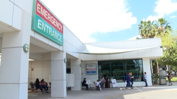 Imperial County Hospitals Divert Patients for Brief Period