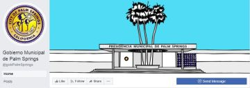 Palm Springs Launches Spanish Language Facebook Page
