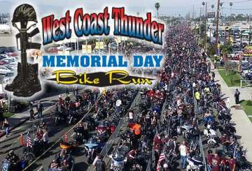 Annual Memorial Day Bike Run Canceled