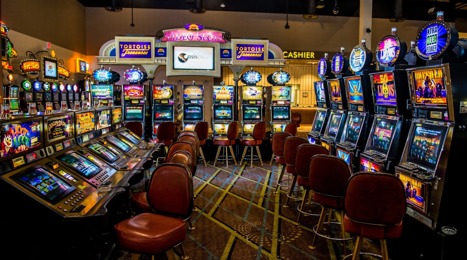 Several Tribal Casinos Announce Reopenings