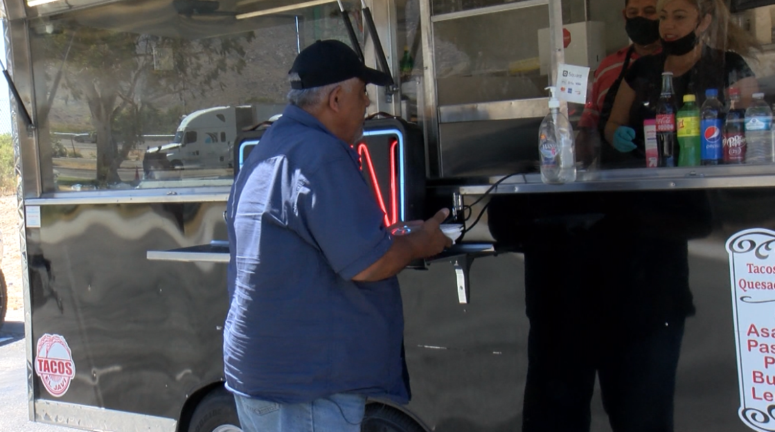 Food Trucks Open for Business at California Rest Stops