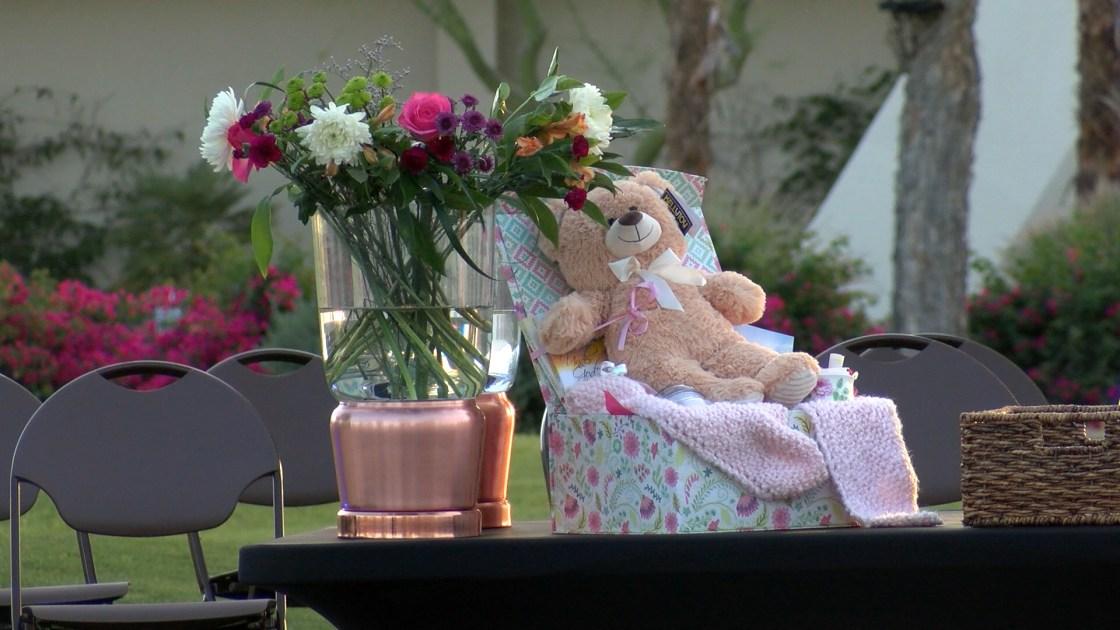 Drive-thru Vigil Honors One-Year-Old Tragically Killed