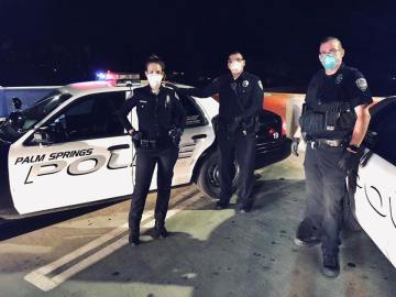 Palm Springs Police Union responds to claims of racist policies