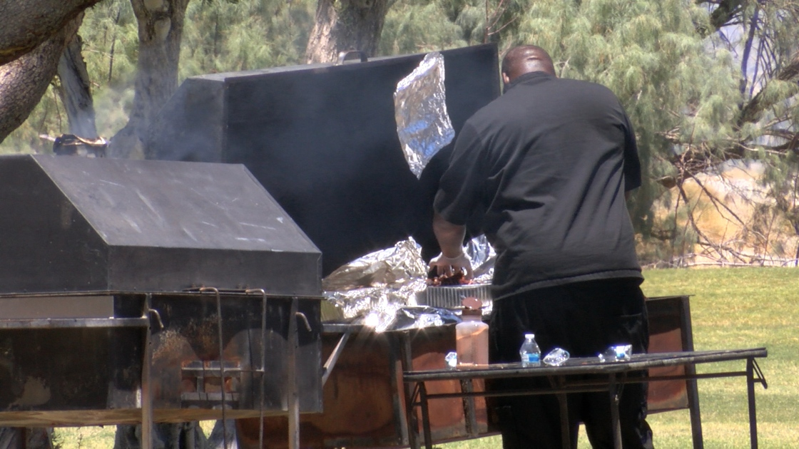 Juneteenth Commemorated With Local Barbecue's