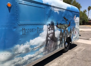 Palm Desert Man Building Traveling Museum to Bring Forgotten American History to Students