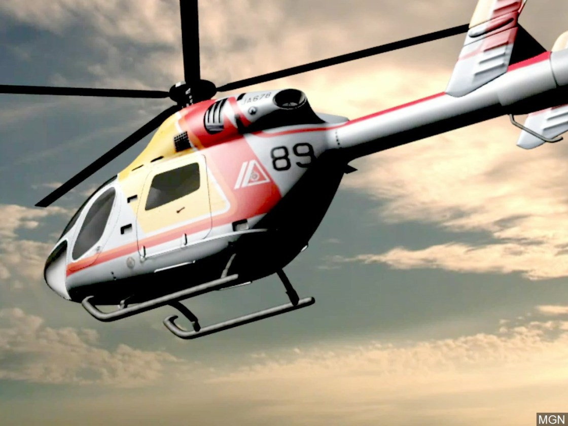 Bill Would Make Safety Equipment Mandatory on Helicopters