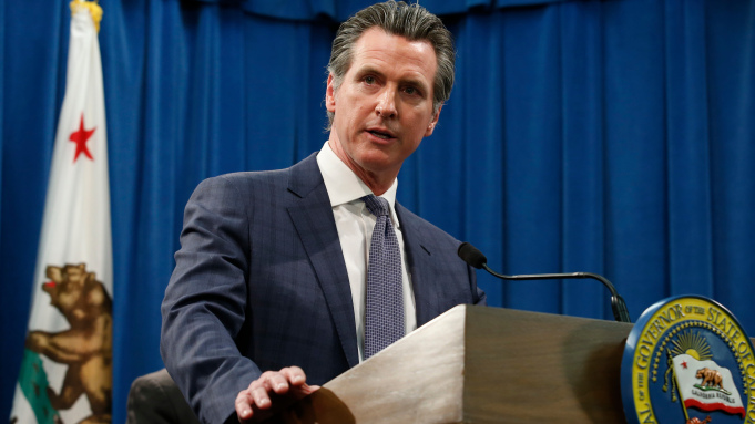 Gov. Newsom declares state of emergency as multiple counties battle wildfires