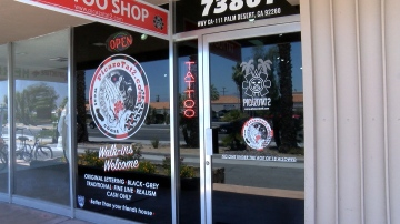 Local Tattoo Parlor Set To Reopen as part of Accelerated Phase Two