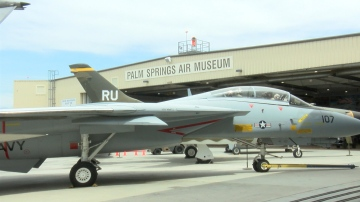 Palm Springs Air Museum Adapts to Covid-19 Changes