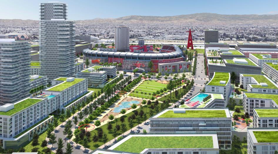 New Angel Stadium Site Plans Unveiled