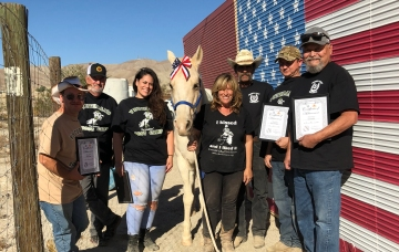 Member of the Week: Coachella Valley Horse Rescue