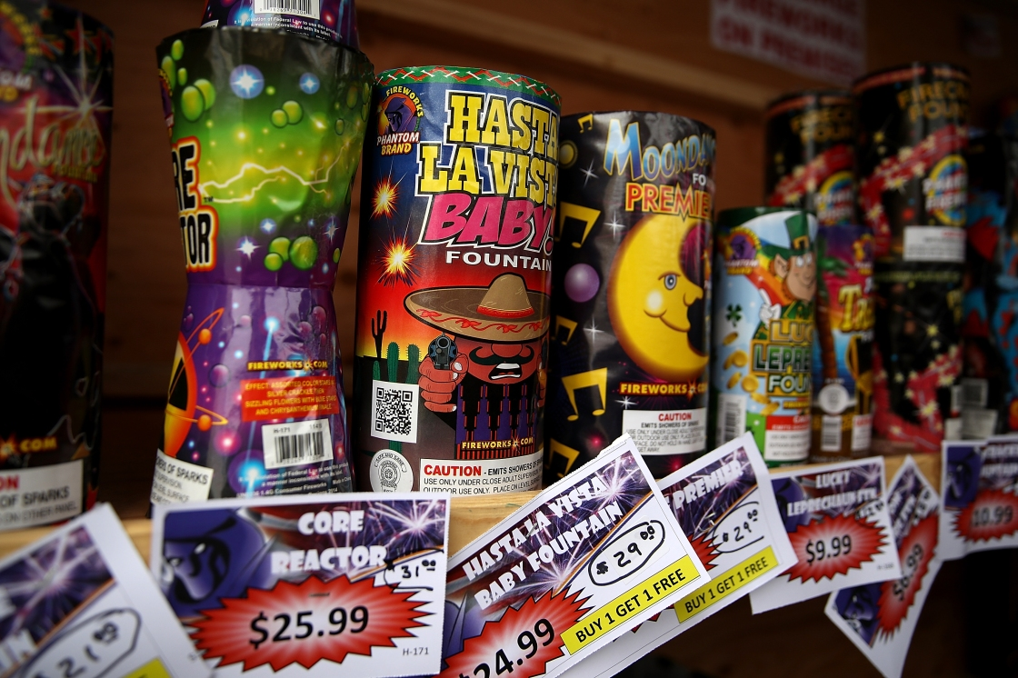 Riverside County to Work on Strengthening Fireworks Controls