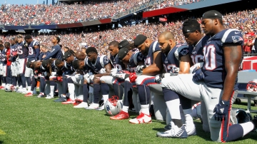 NFL Commits $250 Million to Help Fight Systematic Racism