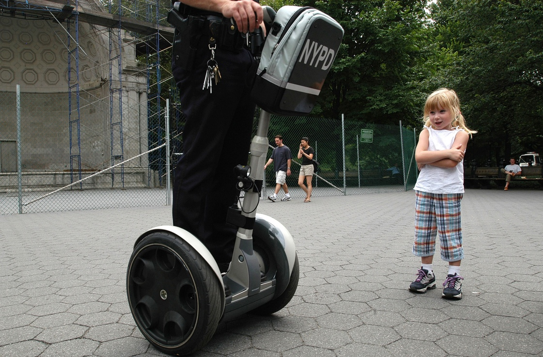 The Segway is officially over