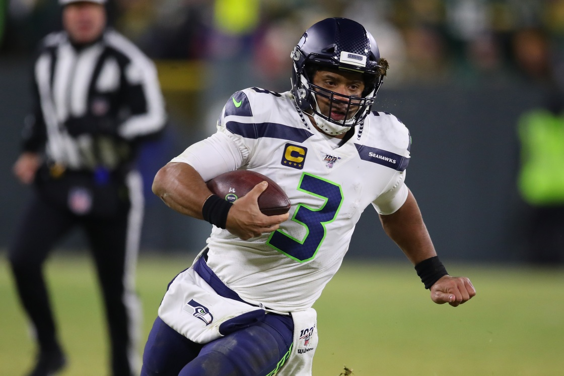 Russell Wilson Speaks Out On Death of George Floyd