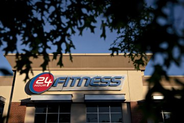 24 Hour Fitness Files for Bankruptcy, Closes 100+ Gyms
