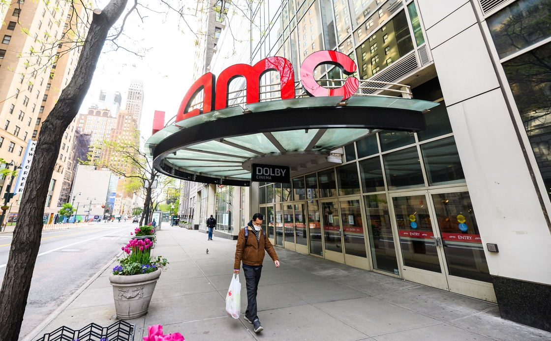 AMC delays US theater openings