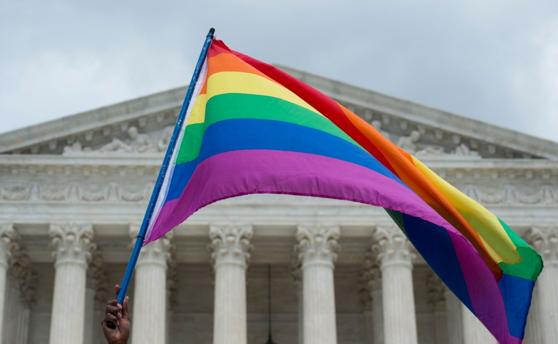 Palm Springs leaders and activists celebrate Supreme Court ruling