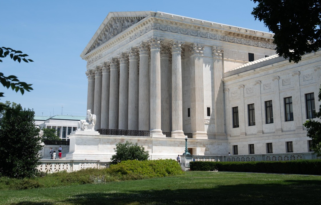 The Supreme Court blocks a controversial Louisiana abortion law