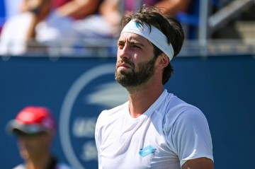 Tennis Star Nikoloz Basilashvili Charged with Assaulting Ex-Wife