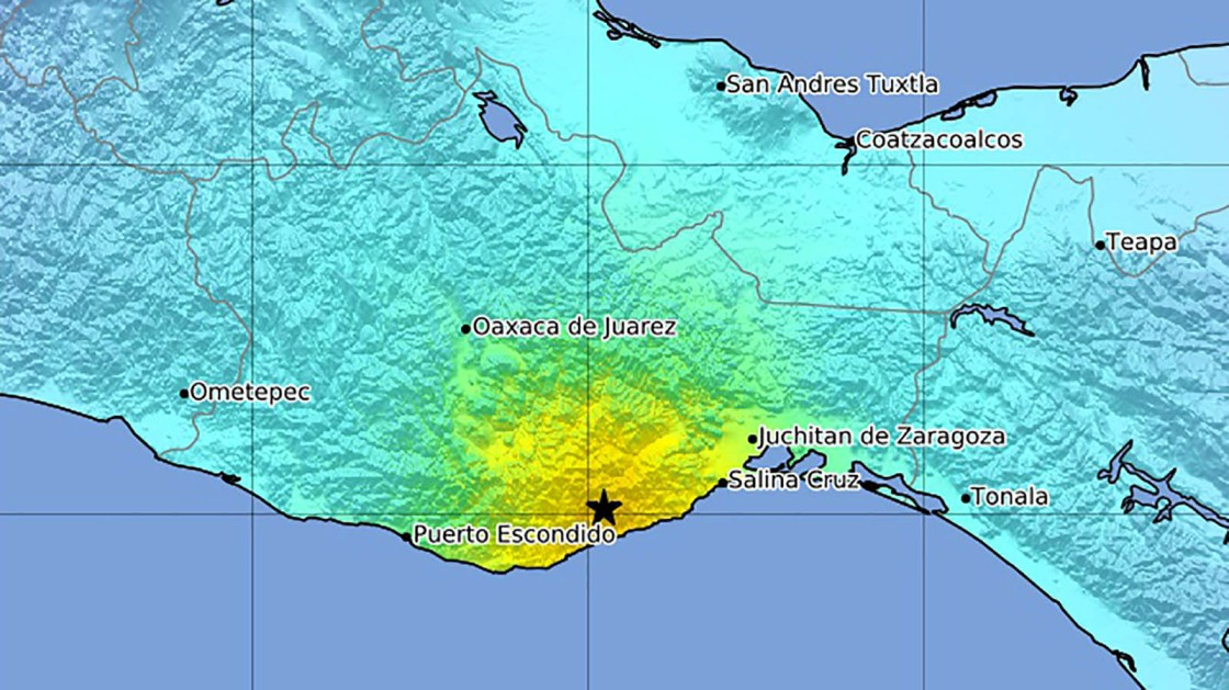 7.4 magnitude earthquake hits southern Mexico, tsunami threat follows