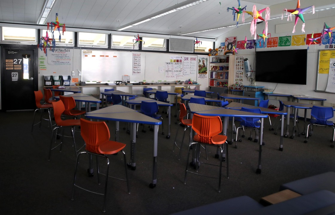 Riverside County's case rate is almost quadruple the amount required to reopen schools