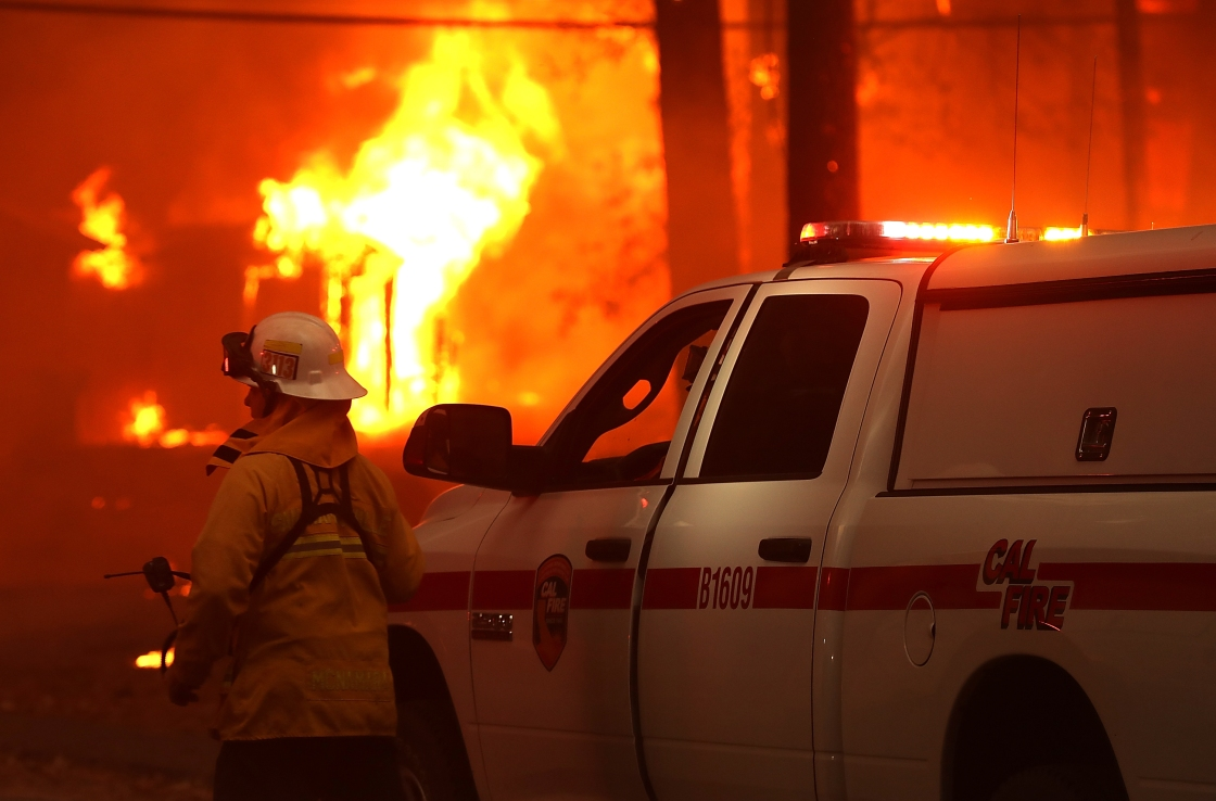 Santa Ana Winds Raise Risk of Wildfires Friday Throughout Inland Empire
